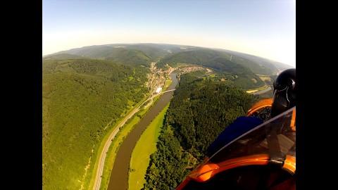 Flightseeing Heidelberg, Heidelberg Gyrocopter Tours