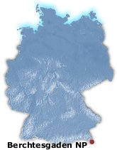 Berchtesgaden Germany Map