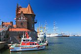 Stralsund Germany sights Stralsund Harbour