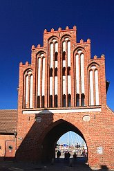 World Heritage Germany, Wismar Wassertor