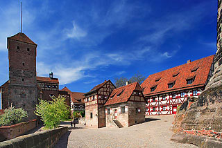 day trip Rothenburg, Nuremberg