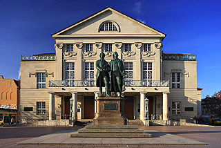 Weimar Germany, National Theater